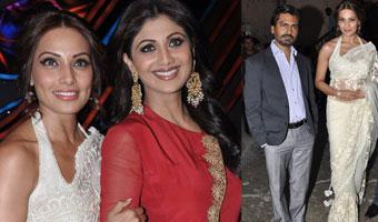Bipasha Basu & Nawazuddin Promotes 'Aatma' On Nach Baliye