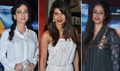 Warning Film Premiere With Juhi, Pryanka And Tabu