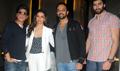 Shahrukh, Deepika, Rohit And Nikitin Snapped Post CE Screening