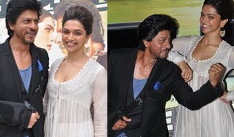 Chennai Express First Look Launch