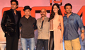 Aamir, Katrina, Abhishek & Uday At Dhoom 3 Press Conference