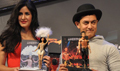 Aamir And Katrina Unveil Mattel's Dhoom Doll Merchandise
