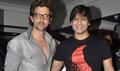 Hrihtik And Vivek Promotes Krrish 3 At Chandan