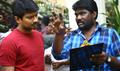 Ithu Kathirvelan Kadhal Movie Working Stills