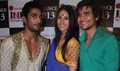 INIFD Organises Fashion Show - Vibrance 2013 With Prateik Babbar For The Promotion Of Issaq At St. Andrews