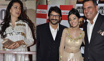 Premiere of Movie Jolly LLB