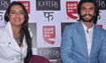 Lootera Promotions At Cafe Coffee Day In Bandra