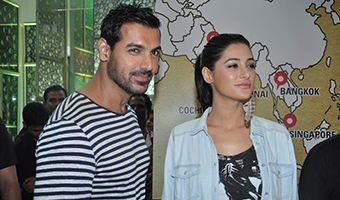 First Look Launch Of Movie Madras Cafe