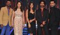 Shahid  And Ileana Promote PPNH On Jhalak Sets