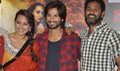 Shahid, Sonakshi & Prabhu Dheva unveil 'R... Rajkumar' comic