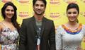 Shuddh Desi Romance Promotions At Radio Mirchi