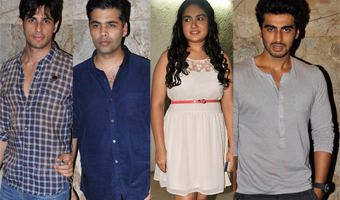 Celebs Grace Special Screening of Gippy