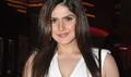 Zarine Khan At Jobs Premiere