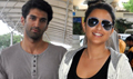 Aditya And Parineeti Depart For Delhi Daawat-E-IShq Promotions