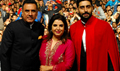 Farah, Abhishek And Irani Presented 'HNY' At The 14th Marrakech International Film Festival