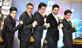 Cast of 'Happy New Year' unveil new dance show with Zee TV
