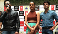 Surveen, Jay & Sushant At Hate Story 2 Promotions In Bangalore