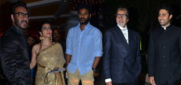 Kumar Mangats Daughter Wedding