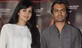 Nawazuddin And Niharika Singh Promote Miss Lovely