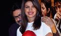 Priyanka And Sanjay Leela Bhansali At Mary Kom First Look Launch