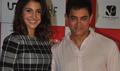 Aamir & Anushka At PK Game Launch
