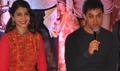 Aamir Khan And Anushka At PK Promotions