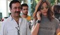 Anushka Sharma & Raju Hirani Leave For Delhi PK Promotions