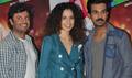 Kangna, Rajkumar And Vikash Bahi Talk About Queen