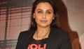 Rani Mukherjee At Mardaani Media Meet