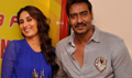 Singham Returns Promotions At Radio Mirchi
