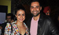 Abhay, Gul & Pooja Chopra at the premiere of 'Step Up All In'