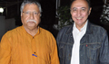 Vikram Gokhale And Anang Desai At Take It Easy Screening