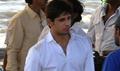 Sidharth Malhotra Snapped On Villian Sets