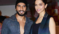 Ranveer & Deepika Promote Bajirao Mastani On Red FM
