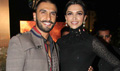 Launch Of Bajirao Mastani trailer With Ranveer And Deepika