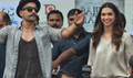 Ranveer Singh And Deepika Padukone Unveil Bajirao Mastani Song