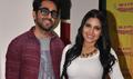 Ayushmann Khurana And Bhumi Pednekar For Dum Laga Ke Haisha At Radio Mirchi