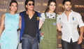 Dilwale Song Manma Emotion Launch With SRK, Kajol, Varun And Kriti