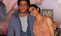 Shah Rukh Khan & Kajol At Dilwale Special Preview For Media