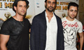 Hrithik, Imran, And Kunal Kapoor Grace Kaun Kitney Paani Main Screening