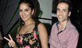 Sunny Leone, Tushar Kapoor Snapped At Mastizaade Photoshoot