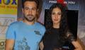 Emraan Hashmi And Amyra Dastur At Mr. X Movie Promotions