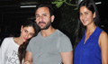 Special Screeining Of Phantom With Katrina, Saif And Kareena