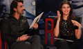 Jacqueline And Arjun Rampal Promote Roy
