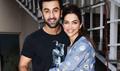 Ranbir And Deepika At Tamasha Promotions