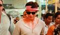 Shahrukh Khan returns from Fan Delhi Schedule
