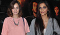 Sonam, Dia And Others At Jaanisaar Screening
