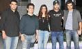 Ranbir And Imtiaz Snapped Post Tamasha Movie Wrap-up