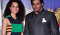 First Look Launch Of Kangna & Madhavan's Tanu Weds Manu 2