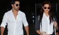 Varun And Jacqueilne Snapped On Their Way Back From Dishoom Schedule